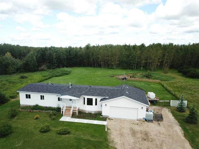 115 50106 Rg Rd 200, Rural Beaver County, AB T0B 4J2 (#E4208485) :: The Foundry Real Estate Company
