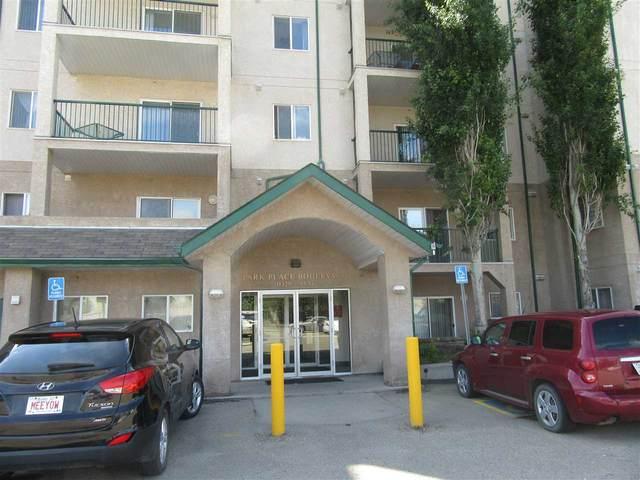 130 11325 83 Street, Edmonton, AB T5B 4W5 (#E4208489) :: RE/MAX River City