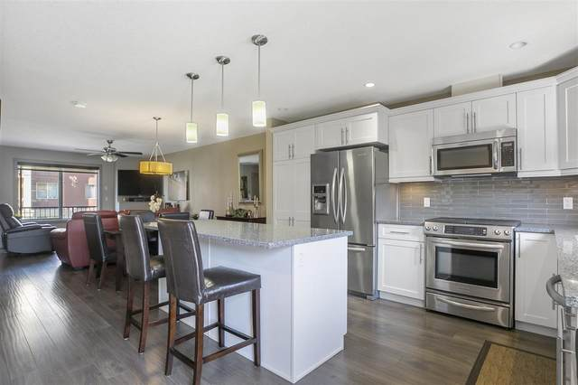 706 401 Palisades Way, Sherwood Park, AB T8H 0R7 (#E4208490) :: The Foundry Real Estate Company