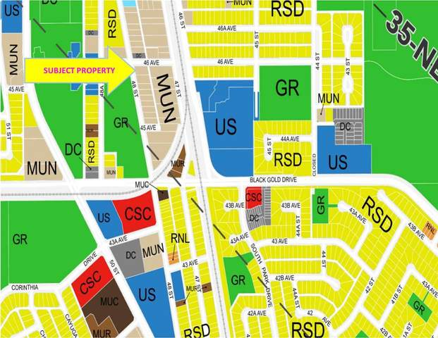 4519 48 ST, Leduc, AB T9E 5Y4 (#E4208499) :: RE/MAX River City
