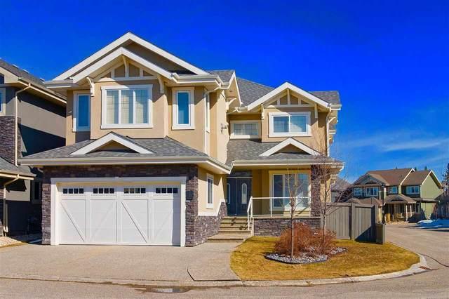 36 10550 Ellerslie Road, Edmonton, AB T6Q 0Y2 (#E4208504) :: RE/MAX River City
