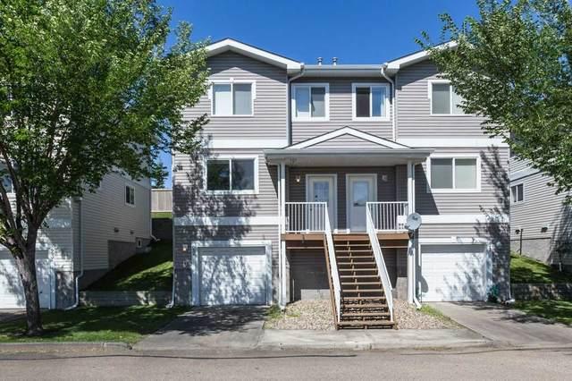 22 130 Hyndman Crescent, Edmonton, AB T5A 0E8 (#E4208512) :: RE/MAX River City