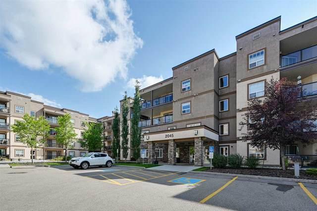 319 2045 Grantham Court, Edmonton, AB T5T 3X4 (#E4208530) :: RE/MAX River City