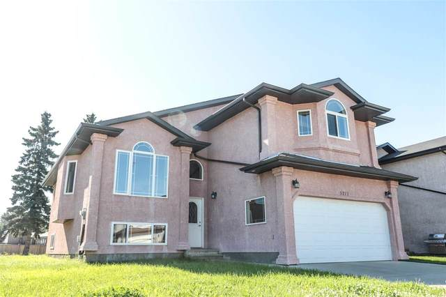 5211 Bon Acres Crescent, Bon Accord, AB T0A 0K0 (#E4208537) :: Müve Team | RE/MAX Elite