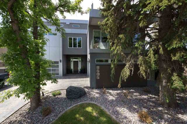 8606 Saskatchewan Drive, Edmonton, AB T6G 2A8 (#E4208569) :: Initia Real Estate