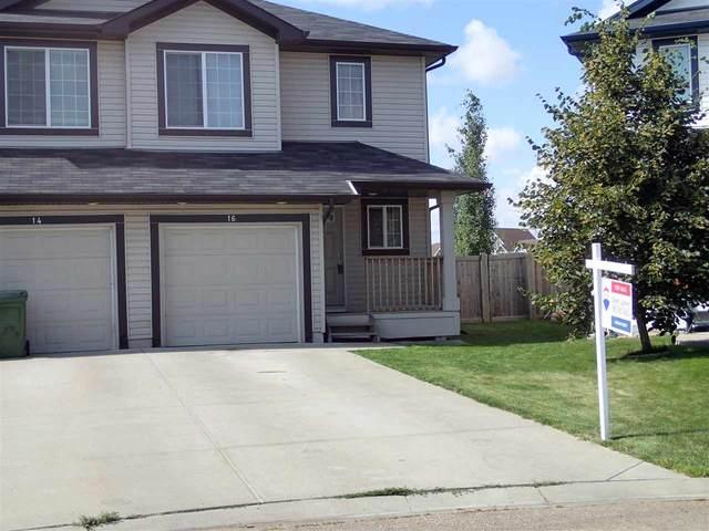 16 Reed Court, Fort Saskatchewan, AB T8L 0E8 (#E4208592) :: Müve Team | RE/MAX Elite