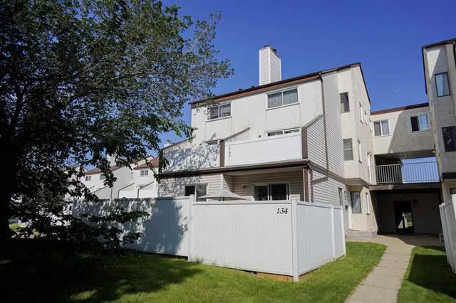 134 Lancaster Terrace NW, Edmonton, AB T5X 5S8 (#E4208613) :: RE/MAX River City