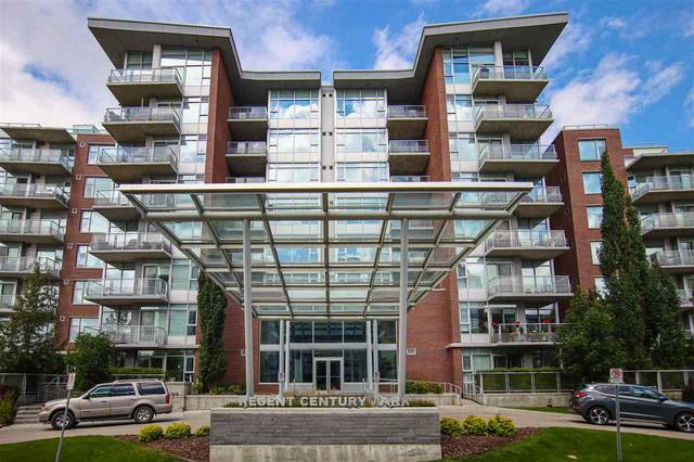 607 2606 109 Street, Edmonton, AB T6J 3S9 (#E4208648) :: RE/MAX River City