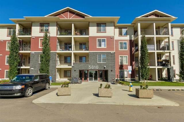210 5810 Mullen Place, Edmonton, AB T6R 0W3 (#E4208665) :: RE/MAX River City