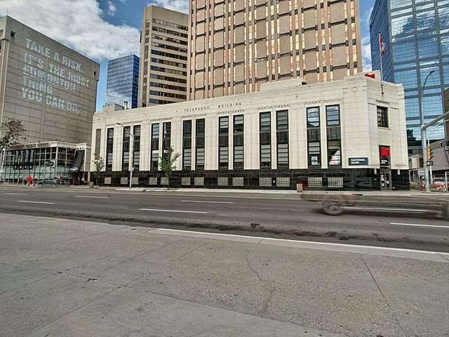 211 10009 102 Avenue, Edmonton, AB T5J 5B6 (#E4208671) :: The Foundry Real Estate Company