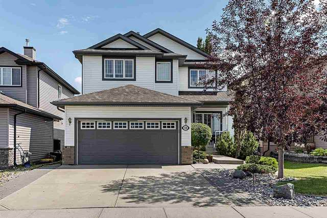 110 Foxhaven Way, Sherwood Park, AB T8A 6N4 (#E4208676) :: The Foundry Real Estate Company