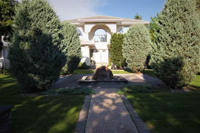 10507 131 Street, Edmonton, AB T5N 1Y5 (#E4208689) :: RE/MAX River City
