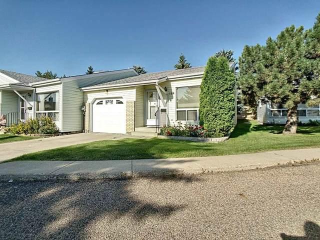 119 17703 64 Avenue, Edmonton, AB T5T 5S1 (#E4208715) :: RE/MAX River City