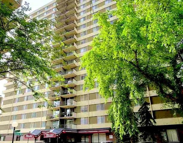 1402 9903 104 Street, Edmonton, AB T5K 0E4 (#E4208717) :: The Foundry Real Estate Company