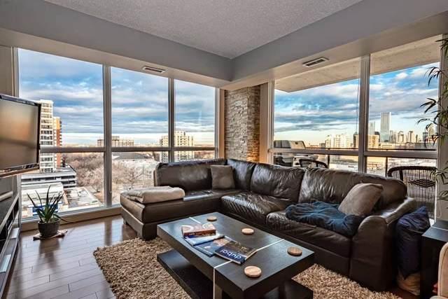 904 10046 117 Street, Edmonton, AB T5K 1X2 (#E4208739) :: The Foundry Real Estate Company