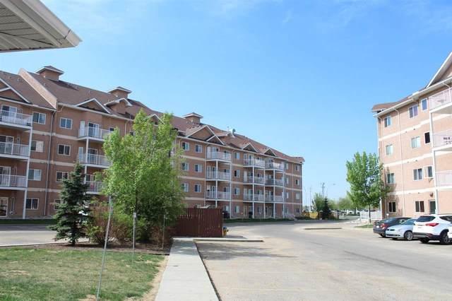 417 4316 139 Avenue, Edmonton, AB T5Y 0C1 (#E4208754) :: RE/MAX River City