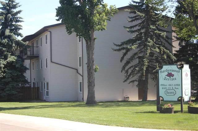 208 6103 35A Avenue, Edmonton, AB T6L 1G7 (#E4208887) :: RE/MAX River City