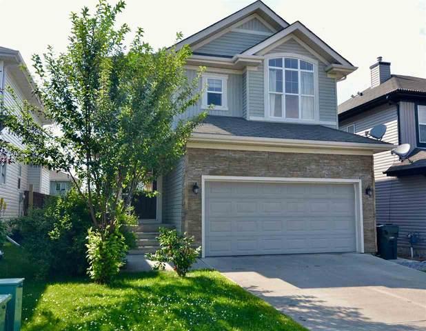 23 Vivian Way, Spruce Grove, AB T7X 0C2 (#E4208894) :: RE/MAX River City