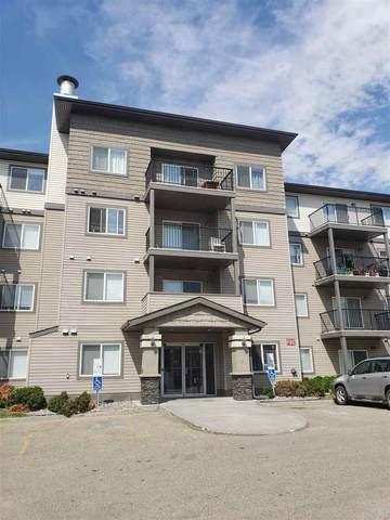 130 301 Clareview Station Drive, Edmonton, AB T5Y 0J4 (#E4208935) :: RE/MAX River City