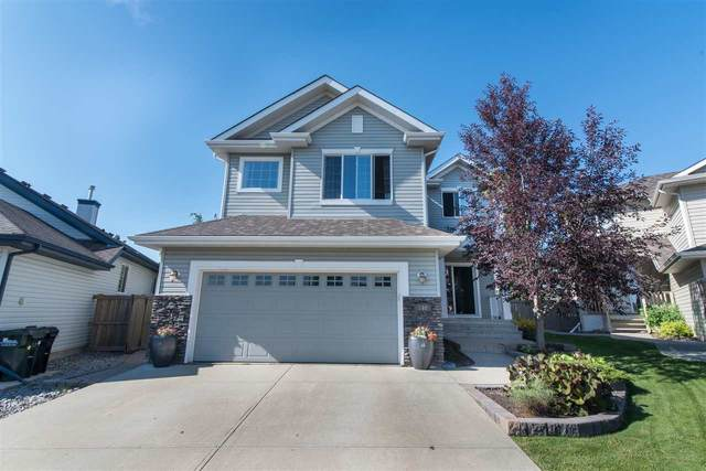 140 Chatwin Close, Sherwood Park, AB T8H 2S5 (#E4208942) :: RE/MAX River City