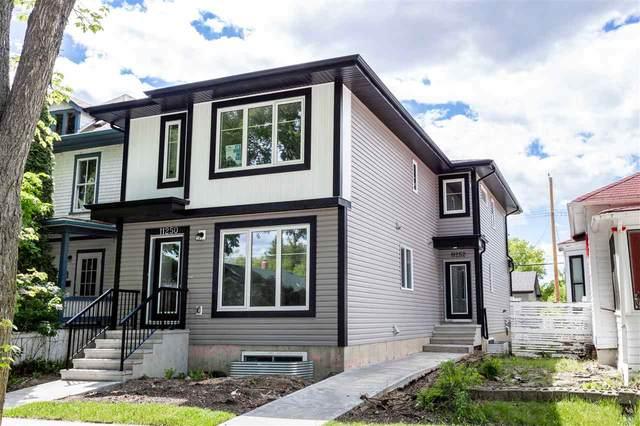 11252 93 Street, Edmonton, AB T5G 1C1 (#E4208944) :: RE/MAX River City