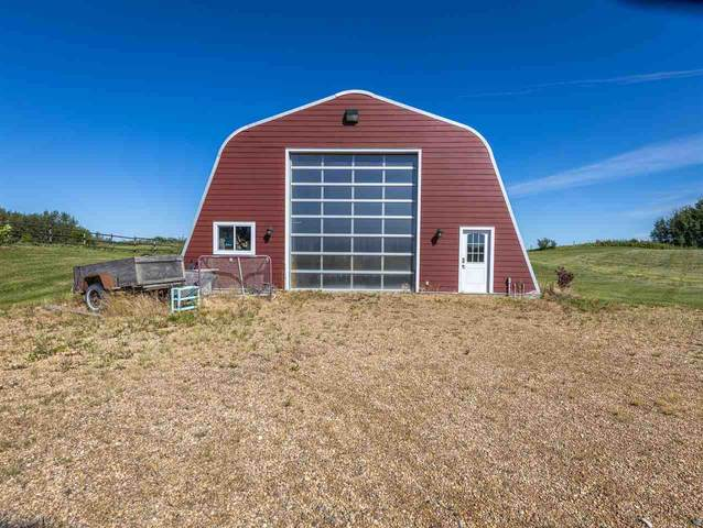 210 50125 RGE RD 233, Rural Leduc County, AB T4X 0L4 (#E4209078) :: Initia Real Estate