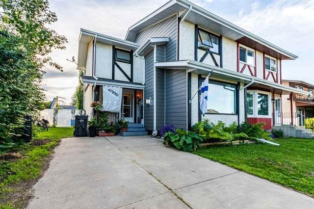 301 19 Street, Cold Lake, AB T9M 1B7 (#E4209085) :: Initia Real Estate