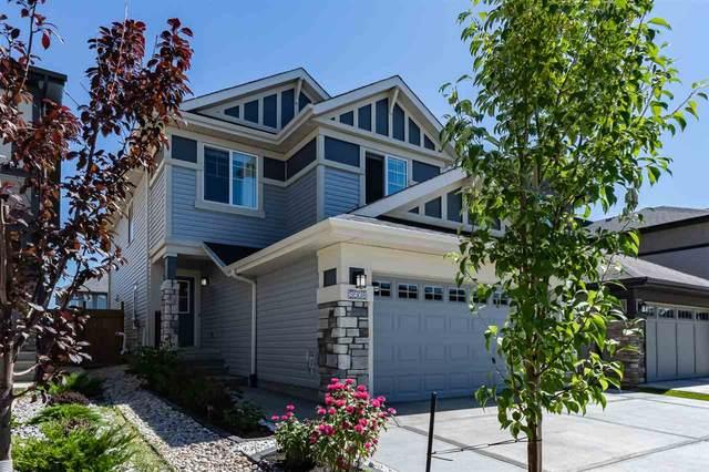 5508 Allbright Square, Edmonton, AB T6W 3V1 (#E4209086) :: Initia Real Estate