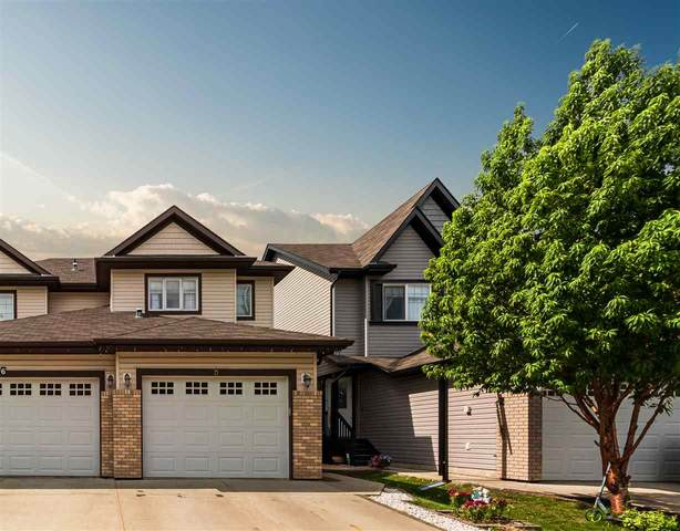 8 Red Canyon Way, Fort Saskatchewan, AB T8L 0E7 (#E4209087) :: Initia Real Estate