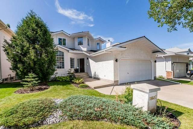 18607 53 Avenue, Edmonton, AB T6M 2G3 (#E4209089) :: Initia Real Estate