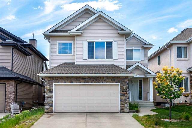 1309 Malone Place, Edmonton, AB T6R 0G6 (#E4209135) :: RE/MAX River City