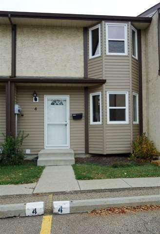 4 10453 20 Avenue, Edmonton, AB T6J 5H1 (#E4209176) :: RE/MAX River City