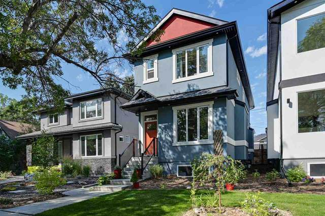 11014 129 Street, Edmonton, AB T5M 0Y3 (#E4209209) :: RE/MAX River City