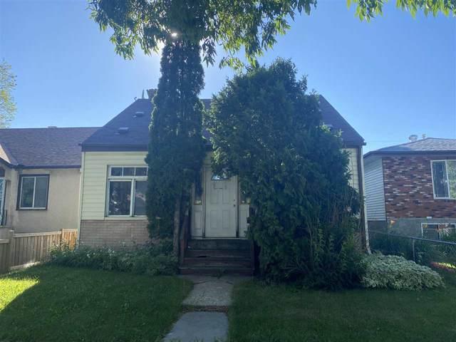 11710 86 Street, Edmonton, AB T5B 3J8 (#E4209211) :: RE/MAX River City