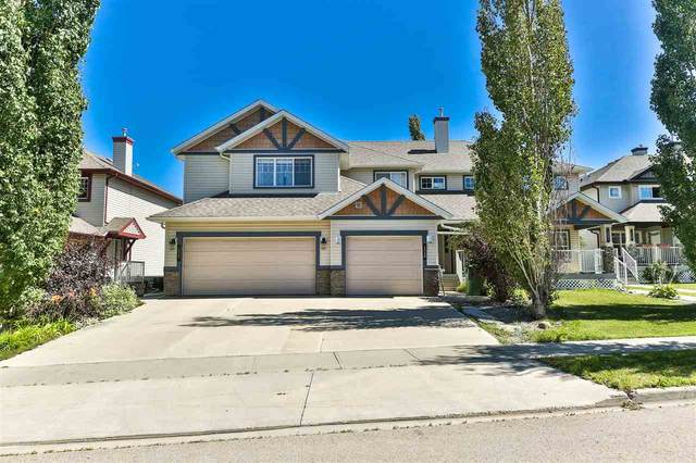 1347 Rutherford Road, Edmonton, AB T6W 1P3 (#E4209241) :: RE/MAX River City