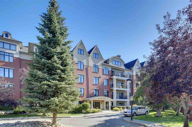 308 9811 96A Street, Edmonton, AB T6A 4A4 (#E4209276) :: RE/MAX River City