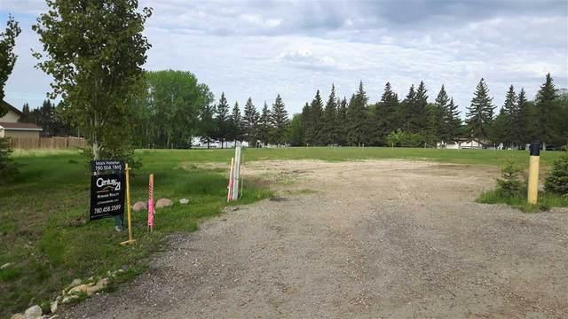 103 1 Street, Rural Lac Ste. Anne County, AB T0E 0A0 (#E4209302) :: Müve Team | RE/MAX Elite