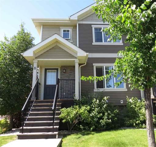 8 675 Albany Way, Edmonton, AB T6V 0H1 (#E4209374) :: RE/MAX River City