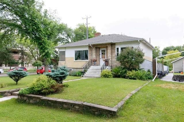 11202 103 Street, Edmonton, AB T5G 2H5 (#E4209377) :: The Foundry Real Estate Company