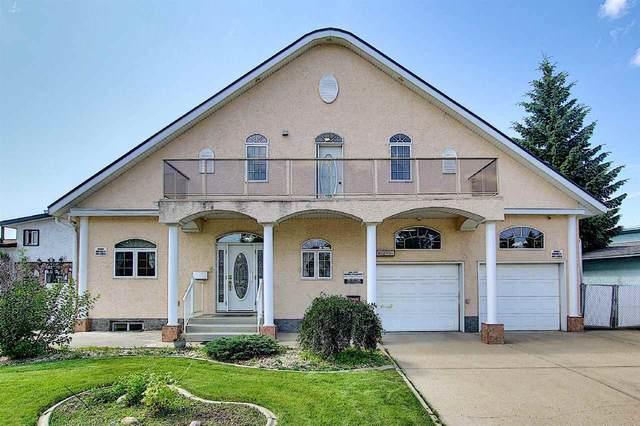 8032 173 Street NW, Edmonton, AB T5T 0E8 (#E4209397) :: Initia Real Estate