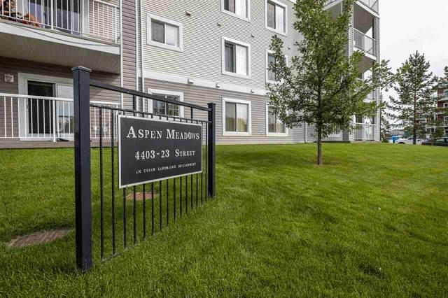 109 4403 23 Street, Edmonton, AB T6T 1E4 (#E4209416) :: RE/MAX River City