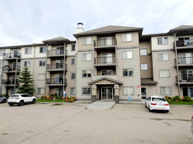320 309 Clareview Station Drive, Edmonton, AB T5Y 0C5 (#E4209428) :: RE/MAX River City
