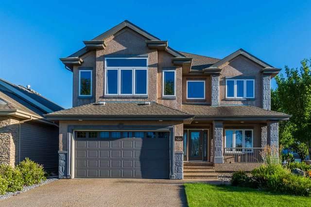 580 Hodgson Road, Edmonton, AB T6R 3N5 (#E4209448) :: RE/MAX River City
