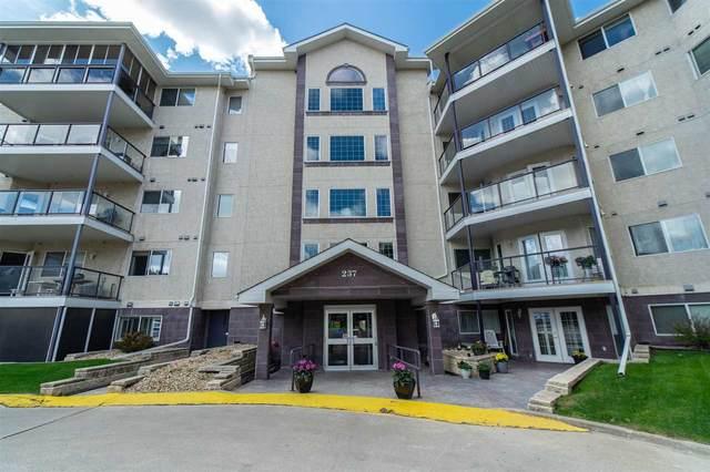 215 237 Youville Drive, Edmonton, AB T6L 7G2 (#E4209453) :: RE/MAX River City