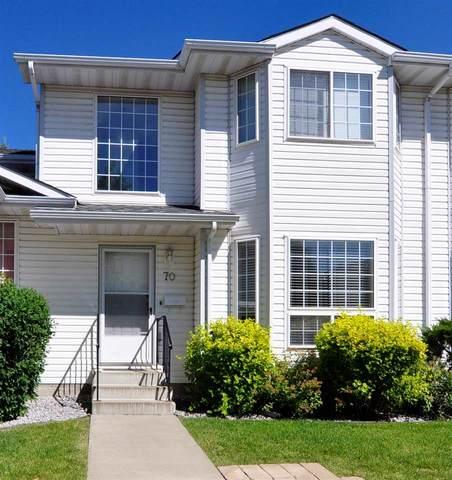 70 3311 58 Street, Edmonton, AB T6L 6X3 (#E4209463) :: Initia Real Estate