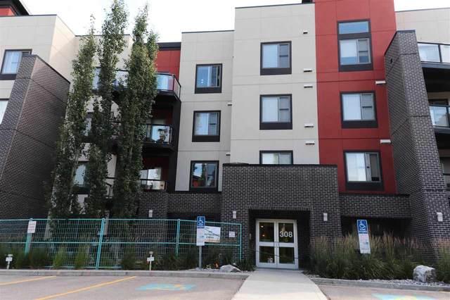 340 308 Ambelside Link, Edmonton, AB T6W 0V3 (#E4209478) :: RE/MAX River City