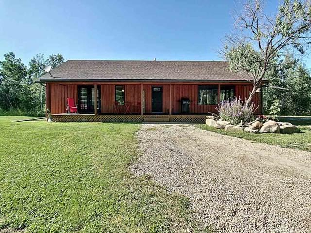 18 - 55220 Rge Rd 13, Rural Lac Ste. Anne County, AB T0E 1V0 (#E4209493) :: Initia Real Estate