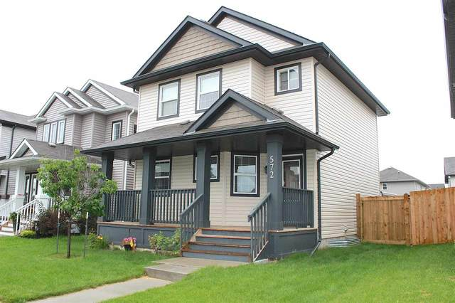 572 178A Street, Edmonton, AB T6W 2L4 (#E4209528) :: RE/MAX River City