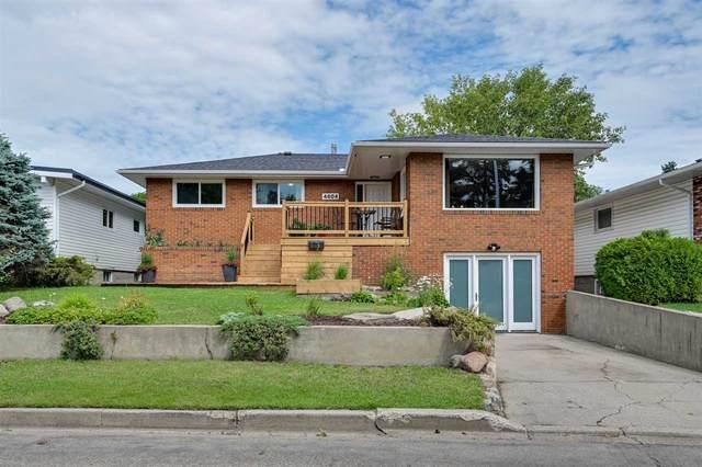 4604 Ada Boulevard, Edmonton, AB T5W 4M8 (#E4209533) :: RE/MAX River City