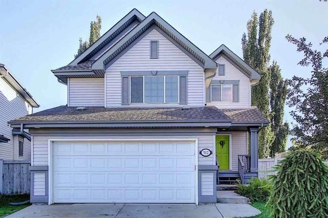 512 Glenwright Crescent, Edmonton, AB T5T 6K9 (#E4209546) :: RE/MAX River City